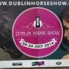 Sign Dublin Horse Show Ireland Taken 7.23.16 By FF