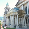 Belfast City Hall Entrance Northern Ireland Taken 7.29.16 By FF